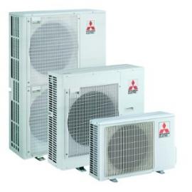 Klimatizácia Mitsubishi MXZ-3F54VF 5,4 kW vonkajšia jednotka MXZ-3F54VF