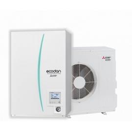 MITSUBISHI set eco inverter SUHZ-SWVA + EHSD-VM2C pre nízkoenergetické domy
